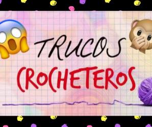 🎁Curso Gratuito: 💖Trucos Crocheteros para Principiantes y Expertos💡